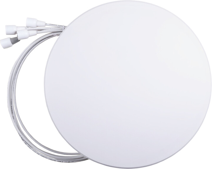Cisco Meraki MR Dual-Band, 4,9dBI, RP-TNC pro MR53E, bílá