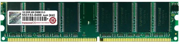 Transcend JetRam 1GB DDR 400