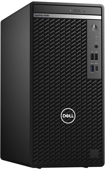 Dell OptiPlex (5080) MT, černá