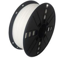 Gembird tisková struna (filament), HIPS, 1,75mm, 1kg, bílá - 3DP-HIPS1.75-01-W
