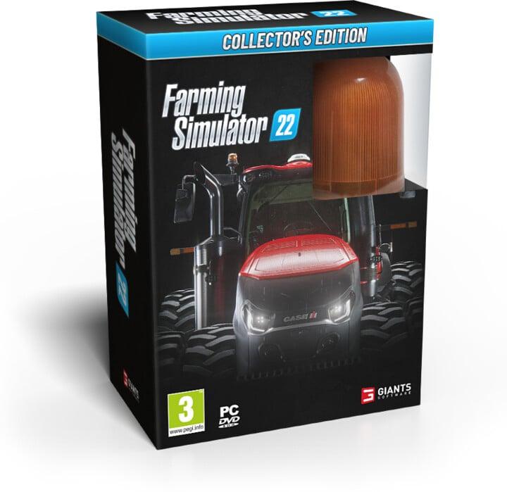 Farming Simulator 22 - Sběratelská Edice (PC)