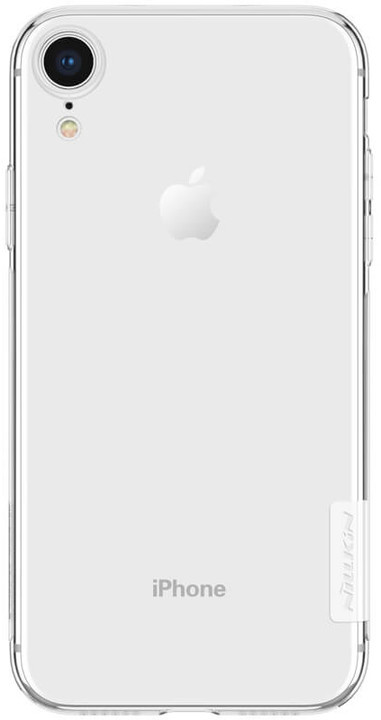Nillkin Nature TPU pouzdro pro iPhone Xr, transparent