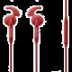 Samsung headset EO-EG920B, červená