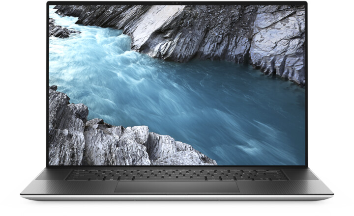Dell XPS 17 (9700) Touch, stříbrná