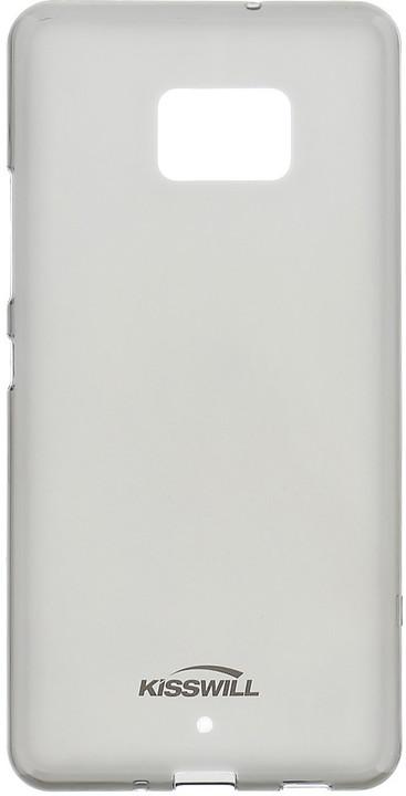 Kisswill TPU pouzdro pro HTC U Ultra, černá