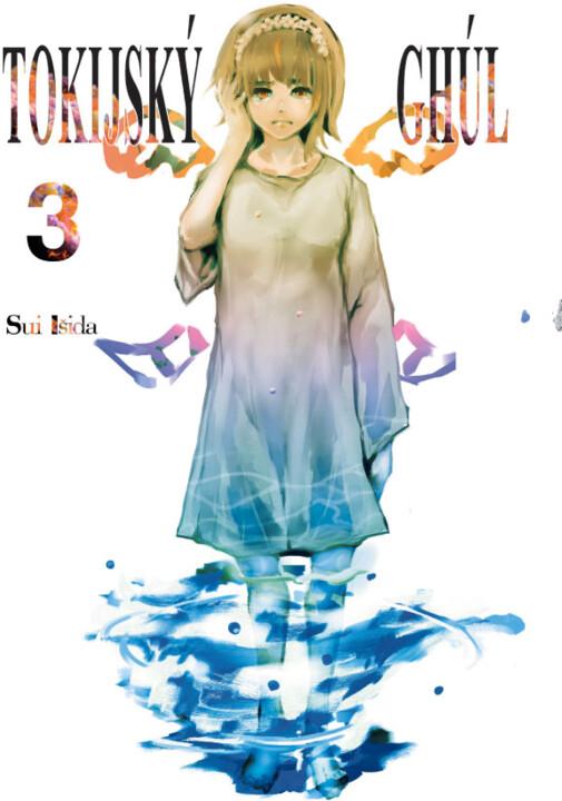 Komiks Tokijský ghúl 03