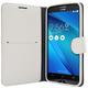 """FIXED flipové pouzdro pro ASUS ZenFone GO 5"""" (ZC500TG), bílá"""