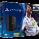PlayStation 4 Pro, 1TB, černá + FIFA 18  + PlayStation Magazín v ceně 100 Kč