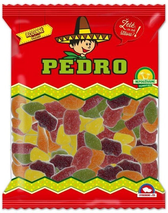 PEDRO - Kyselý Mix 1 kg