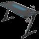 Ultradesk Space XXL, černý/modrý