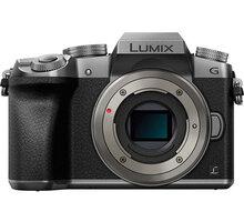 Panasonic Lumix DMC-G7, tělo, stříbrná DMC-G7EG-S