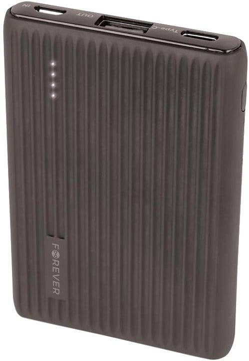 FOREVER Powerbanka PTB-05S 5000 mAh, černá