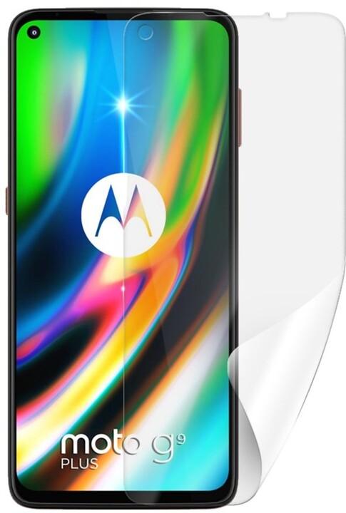 Screenshield fólie na displej pro Motorola Moto G9 Plus (XT2087)