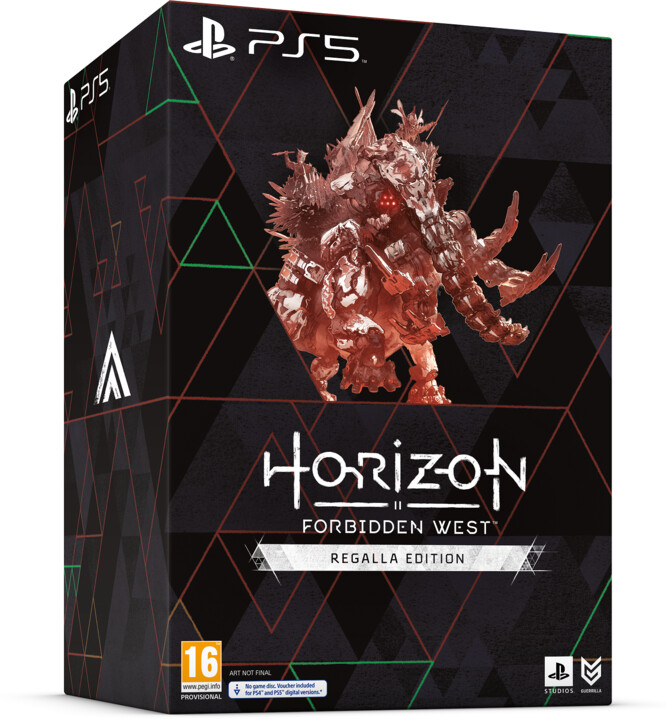 Horizon Forbidden West - Regalla Edition (PS4/PS5)