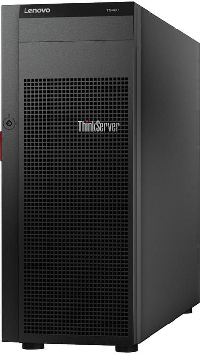 Lenovo ThinkServer TS460 /E3-1220v6/2x1TB 7.2K/8GB/300W