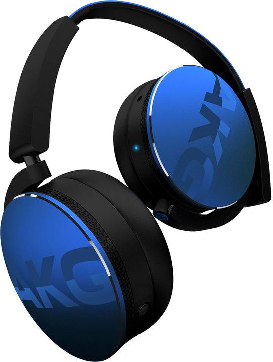 AKG Y50BT, modrá