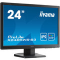 "iiyama ProLite X2485WS-B3 - LED monitor 24"""