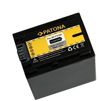 Patona baterie pro Sony FV100 3300mAh Li-Ion