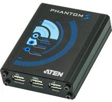 ATEN PHANTOM-S™, Konvertor pro klávesnici a myš PS4 / PS3/ Xbox 360/ Xbox One