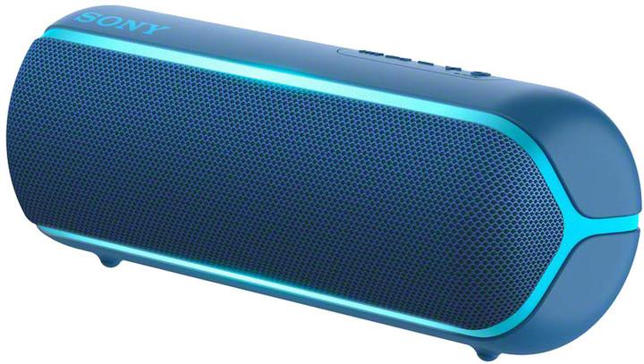 Sony SRS-XB22, modrá
