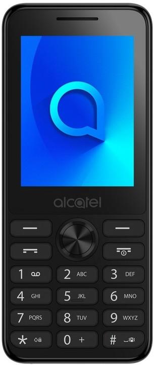 Alcatel 2003D, šedá