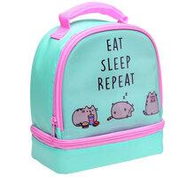 Taška na oběd Pusheen - Eat, Sleep, Repeat - 707226928780