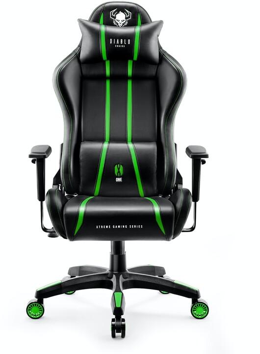Diablo X-One 2.0, černá/zelená