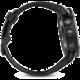 GARMIN fenix5X Sapphire Gray Optic, černý pásek