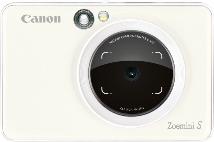 Canon Zoemini S, bílá