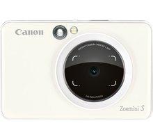 Canon Zoemini S, bílá  + Canon ZINK PAPER ZP-2030 20 ks v hodnotě 349 Kč + 100Kč slevový kód na LEGO (kombinovatelný, max. 1ks/objednávku)