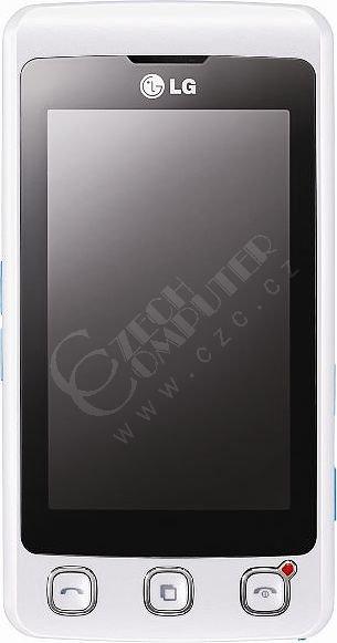 LG Cookie KP500, bílá (white)