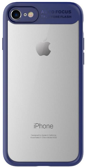 Mcdodo iPhone 7 Plus/8 Plus PC+ TPU Case, Blue