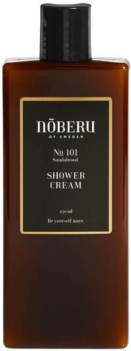 Noberu Sandalwood sprchový krém 250 ml