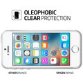 Spigen Crystal CR folie pro iPhone SE/5s/5