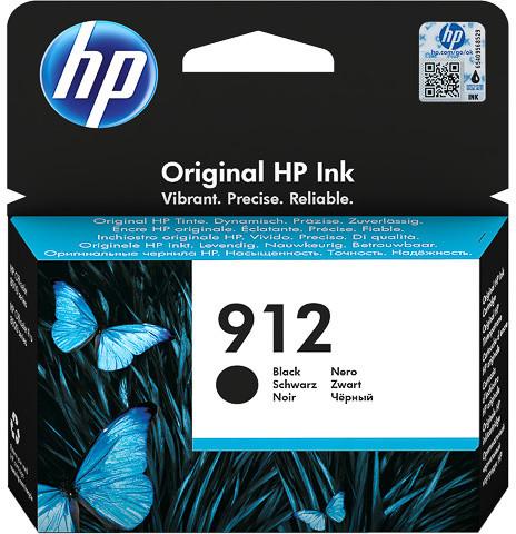 HP 3YL80AE č. 912, černá