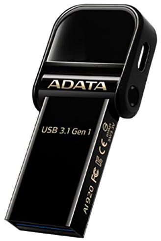 ADATA AI920 64GB, černá