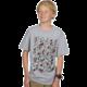 Tričko Minecraft - Orthocraft, dětské (US L / EU XL)