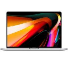 Apple MacBook Pro 16 Touch Bar, i7 2.6 GHz, 16GB, 512GB, stříbrná Servisní pohotovost – vylepšený servis PC a NTB ZDARMA + Apple TV+ na rok zdarma