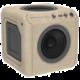 AudioCube Portable Modular Woodedition