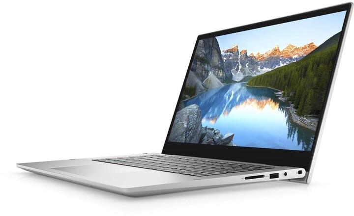Dell Inspiron 14 (5400) Touch, stříbrná