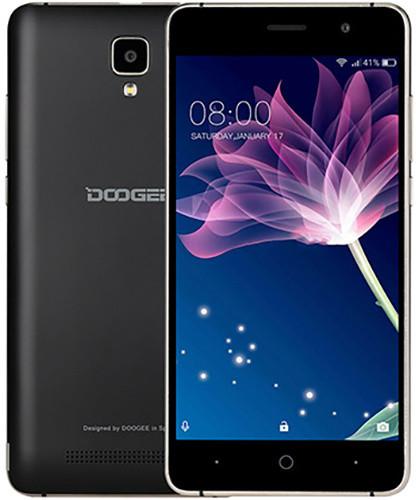 DOOGEE X10 - 8GB, černá