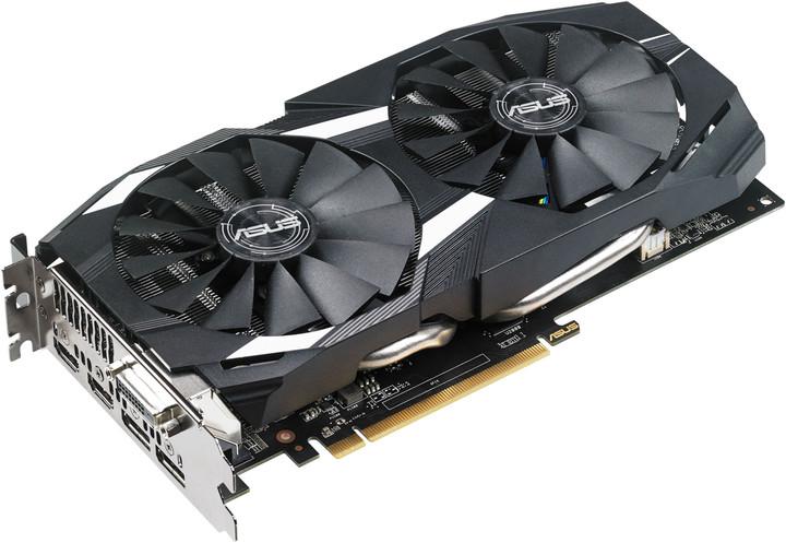 ASUS Radeon DUAL-RX580-4G, 4GB GDDR5