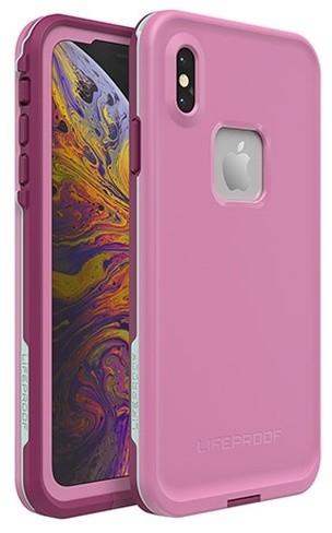 LifeProof Fre ochranné pouzdro pro iPhone Xs Max, růžová