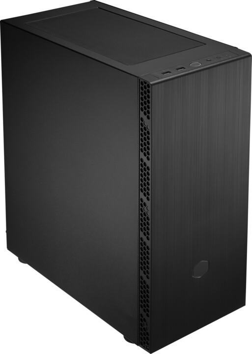 Cooler Master MasterBox MB600L V2 Steel, černá