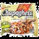 Champaghetti korejské špagety s černou fazolí 140 g