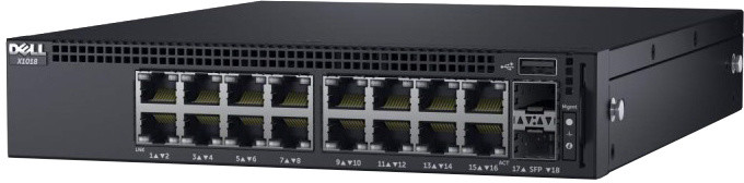 Dell Networking X1018