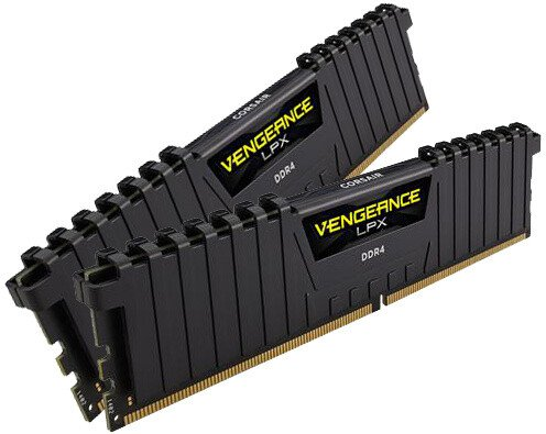 Corsair Vengeance LPX Black 32GB (2x16GB) DDR4 3000