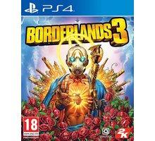 Borderlands 3 (PS4)  + Tričko Borderlands 3 (L) v hodnotě 399 Kč + Webshare VIP na 3 měsíce zdarma