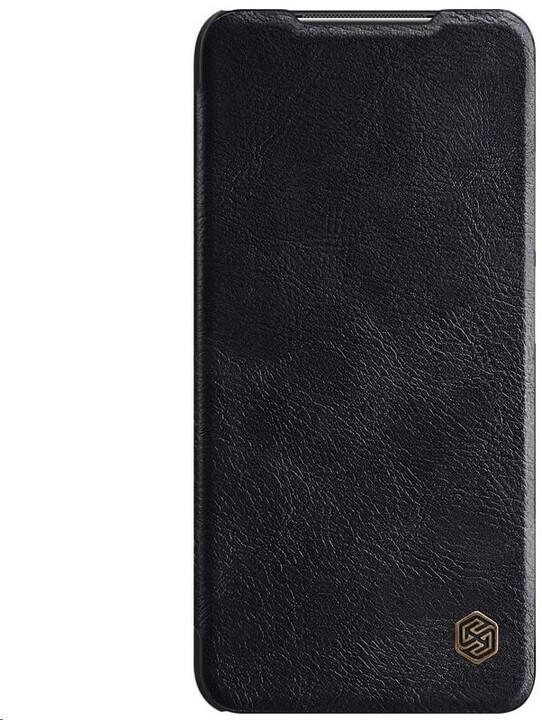 Nillkin flipové pouzdro Qin Book pro Xiaomi Poco M3, černá