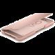 Sony SCR52 Style Cover Flip Xperia X, růžová/zlatá